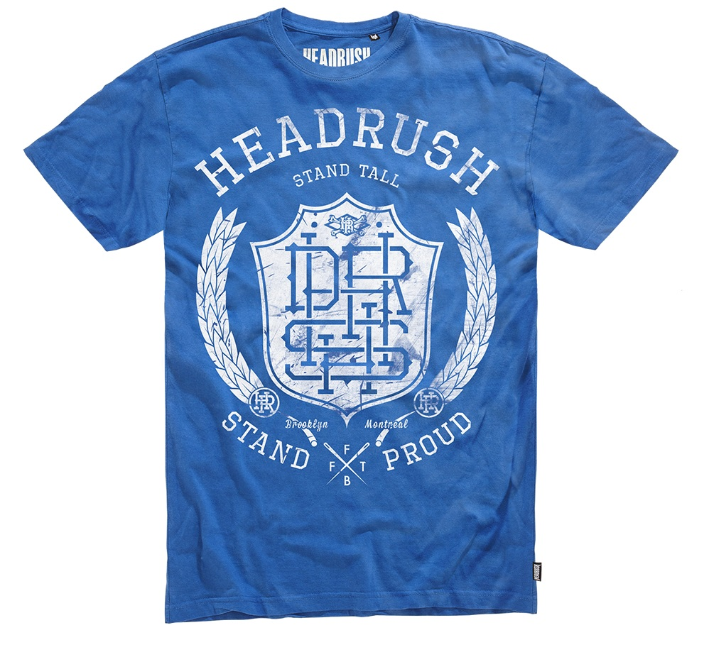 Футболка HeadRush